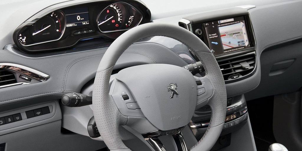 Autoradio 2 DIN Peugeot 207
